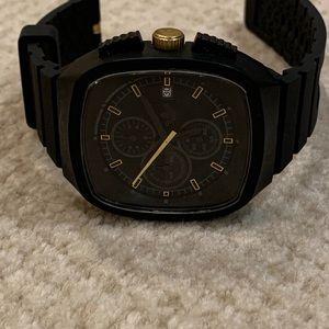 Adidas Toronto Black 40mm Chronograph Watch